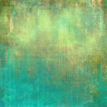 grime: Retro texture, shabby and ragged background in grunge style. With different color patterns: yellow (beige); brown; gray; green; blue; cyan