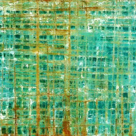 blemish: Grunge texture, scratched surface or vintage background. With different color patterns: yellow (beige); brown; green; blue; red (orange); cyan
