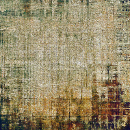 exceptional: Distressed texture, faded grunge background or backdrop. With different color patterns: yellow (beige); brown; gray; green