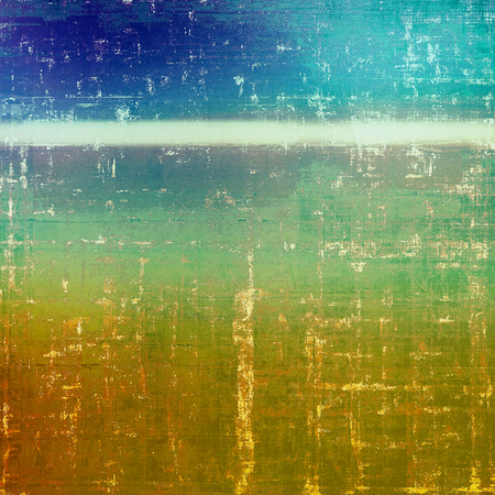 nice looking: Nice looking grunge texture or abstract background. With different color patterns: yellow (beige); brown; green; blue; cyan
