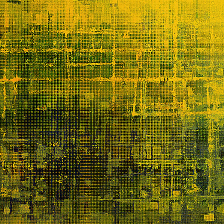 tinted: Colorful grunge background, tinted vintage style texture. With different color patterns: yellow (beige); brown; gray; green Stock Photo