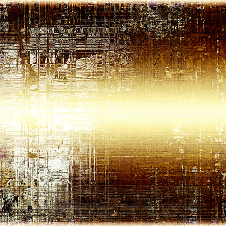 crisscross: Grunge colorful texture, aged weathered background with different color patterns: yellow (beige); brown; gray; white