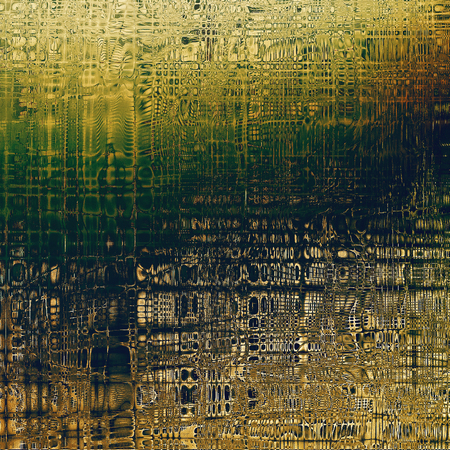 nice looking: Nice looking grunge texture or abstract background. With different color patterns: yellow (beige); brown; gray; green; blue; black