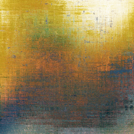 nice looking: Nice looking grunge texture or abstract background. With different color patterns: yellow (beige); brown; green; blue; red (orange); white