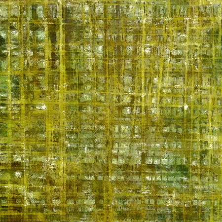 parallel: Retro design on grunge background or aged faded texture. With different color patterns: yellow (beige); brown; gray; green