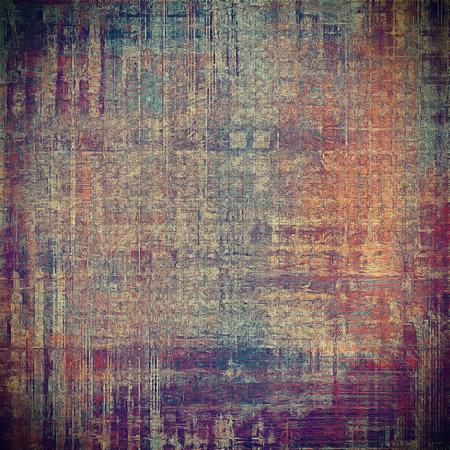 violet red: Glamour vintage frame, decorative grunge background. Aged texture with different color patterns: brown; blue; red (orange); purple (violet); black; pink