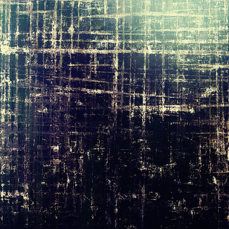obscure: Grunge abstract textured background, aged backdrop with different color patterns: green; blue; purple (violet); black; cyan; white Stock Photo