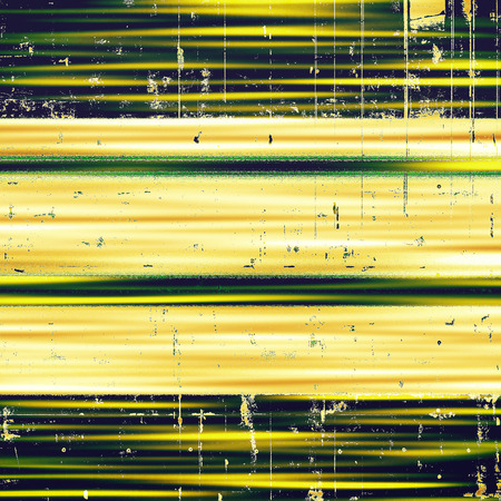 obscure: Art grunge texture, vintage abstract background for creative design. With different color patterns: yellow (beige); green; blue; black; white