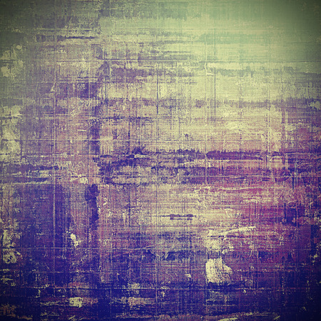 nice looking: Beautiful retro background, nice looking ancient texture with different color patterns: yellow (beige); gray; green; blue; purple (violet); pink
