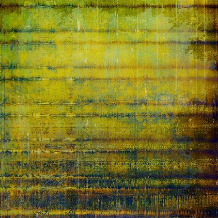 Scratched vintage colorful background, designed grunge texture. With different color patterns: yellow (beige); brown; green; blue; purple (violet)