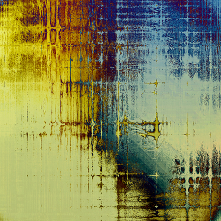 res: Hi res grunge texture or retro background. With different color patterns: yellow (beige); brown; blue; red (orange); gray; cyan