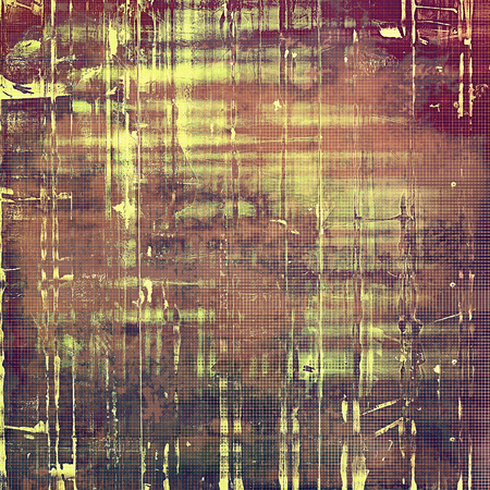 grained: Retro style texture for your layouts. Grunge background with different color patterns: yellow (beige); brown; gray; purple (violet); pink