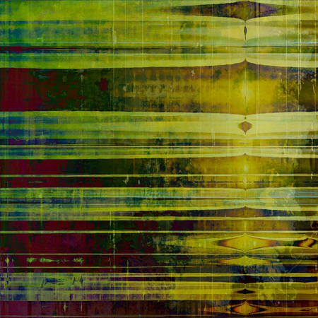Old Texture or Background. With different color patterns: yellow (beige); brown; green; blue; purple (violet); cyan