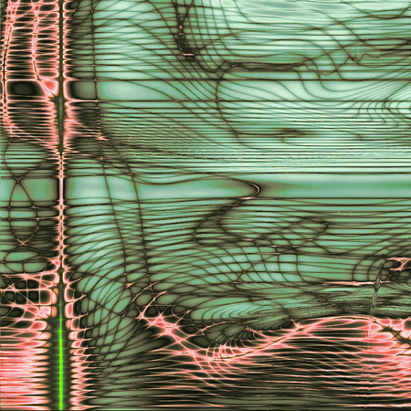 intensity: Art grunge background or vintage style texture with retro graphic elements and different color patterns: brown; green; gray; pink; blue; cyan Stock Photo