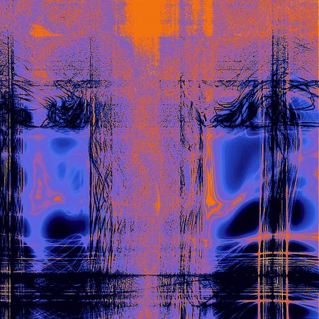 eroded: Hi res grunge texture or retro background. With different color patterns: pink; blue; red (orange); purple (violet); black; cyan
