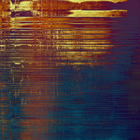 Nice looking grunge texture or abstract background. With different color patterns: yellow (beige); brown; pink; blue; red (orange); purple (violet)