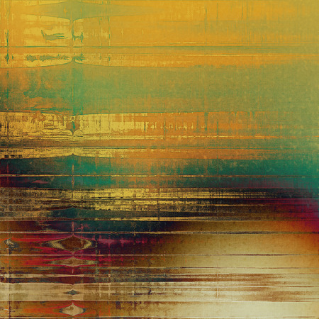 Nice looking grunge texture or abstract background. With different color patterns: yellow (beige); brown; green; gray; red (orange); purple (violet)