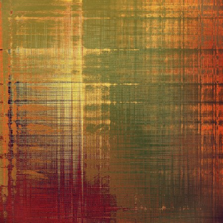 Grunge texture, may be used as retro-style background. With different color patterns: yellow (beige); brown; green; red (orange); purple (violet); pink Фото со стока