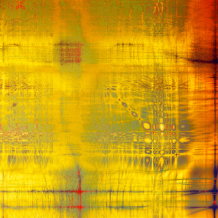 saturated color: Rough grunge texture. With different color patterns: yellow (beige); brown; green; gray; red (orange)