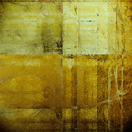 Grunge antique frame, vintage style background. With different color patterns: yellow (beige); brown; gray