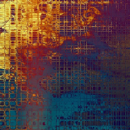 Abstract grunge background. With different color patterns: yellow (beige); brown; blue; red (orange); purple (violet)