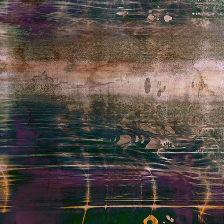 Colorful grunge background, tinted vintage style texture. With different color patterns: