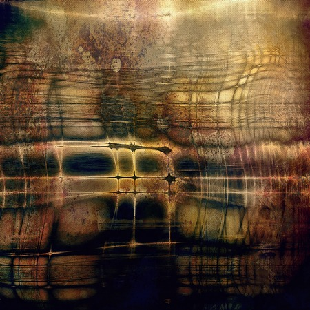 Abstract grunge background of old texture. With different color patterns: