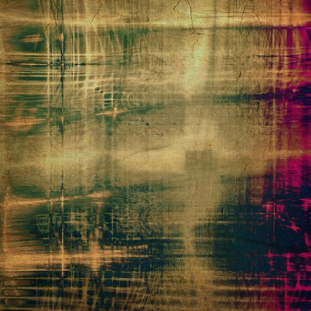 smudged: Old vintage backdrop. Original background or aged texture with different color patterns