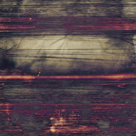 Old grunge background with delicate abstract texture and different color patterns Banco de Imagens