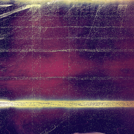 Retro design composition, grunge background or textured backdrop. With different color patterns Stock Photo