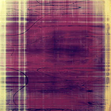 Colorful grunge background, tinted vintage style texture. With different color patterns Stock Photo