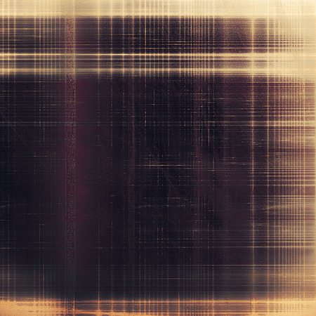 Traditional grunge background, scratched texture with vintage style design and different color patterns Stock Photo
