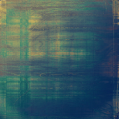 Grunge texture, distressed background. With different color patterns
