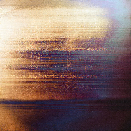 Abstract old background with rough grunge texture. With different color patterns Stock Photo