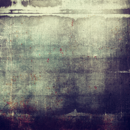 Old abstract grunge background for creative designed textures. With different color patterns Stock Photo