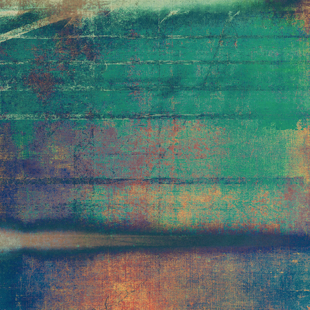 Cute colorful grunge texture or tinted vintage background. With different color patterns