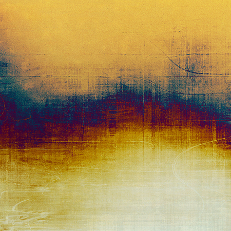 Grunge colorful background. With different color patterns Stock Photo