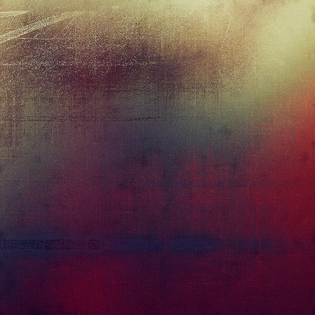 Designed background in grunge style. With different color patterns