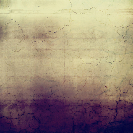 Art grunge background or vintage style texture with retro graphic elements and different color patterns