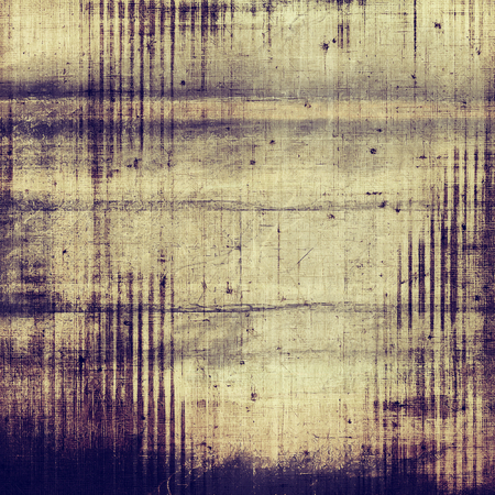Old grungy stylish composition, vintage texture with different color patterns