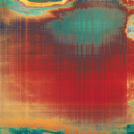 Abstract grunge textured background. With different color patterns 스톡 콘텐츠