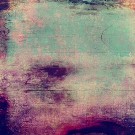 Grunge texture, may be used as retro-style background. With different color patterns