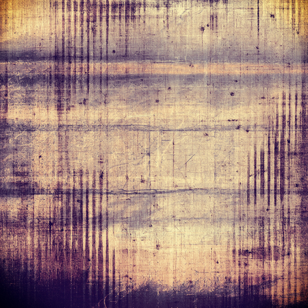 Abstract blank grunge background, old texture with stains and different color patterns 스톡 콘텐츠
