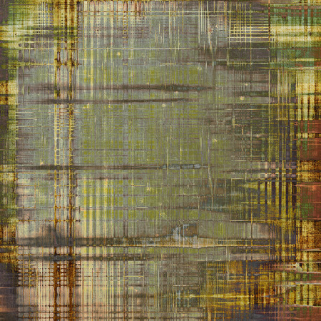 Old texture as abstract grunge background. With different color patterns