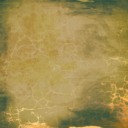 Weathered and distressed grunge background with different color patterns 스톡 콘텐츠