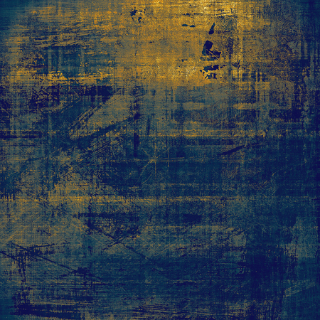 Vintage texture with space for text or image, grunge background. With different color patterns