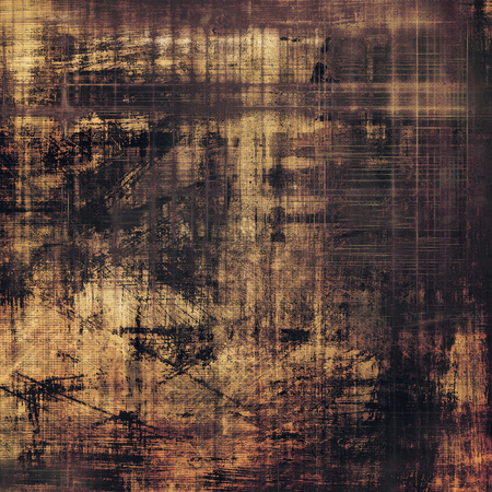 Vintage background - dirty ancient texture. Antique grunge backdrop with different color patterns