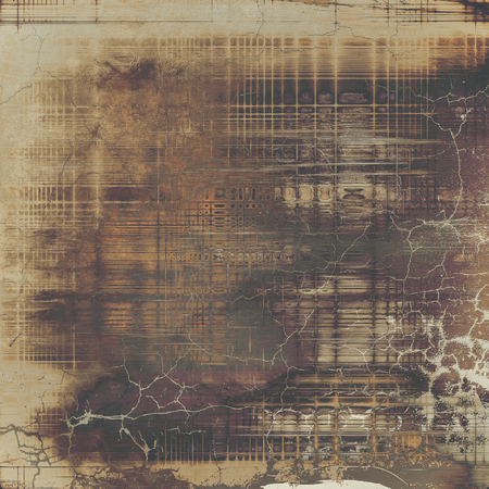 Vintage old texture with space for text or image, distressed grunge background. With different color patterns