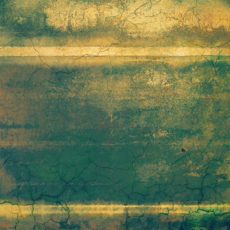 Designed grunge texture or retro background. With different color patterns
