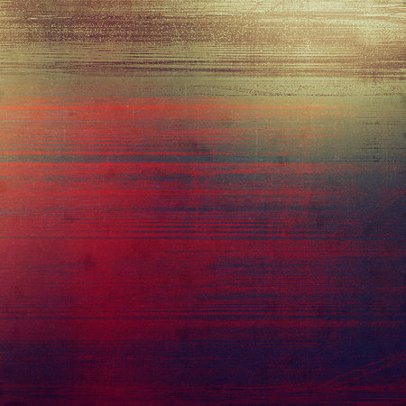 Old school textured background. With different color patterns 스톡 콘텐츠